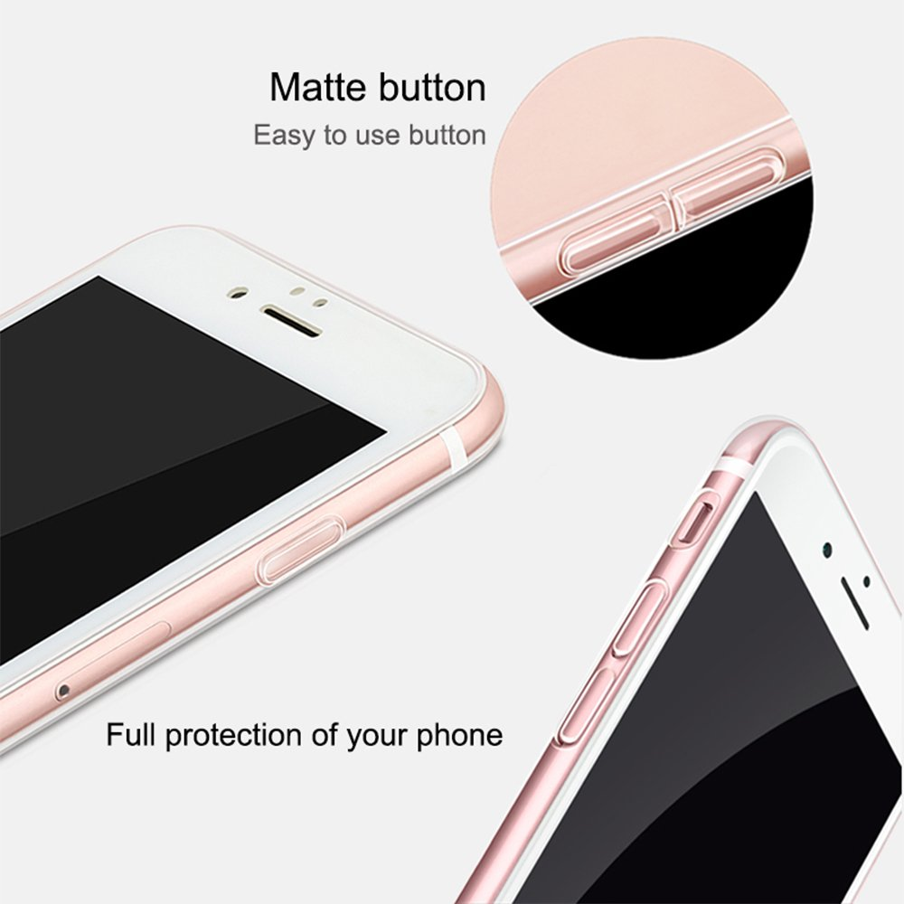 Iphone 7 Case Jicuike Halloween Weird Pumpkin Gift Tpu 360 Full Cover 7g Plus Softshell Clear Design Printed Transparent Soft Shell With Protective Bumper Silicone Back