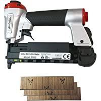 AIR LOCKER P625K 1/2 to 1 Inch Heavy Duty 23 Gauge Micro Pin Nailer Kit