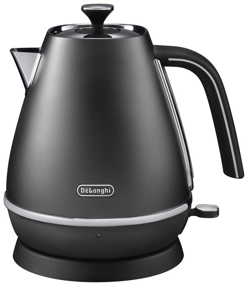 DeLonghi Distinta collection Electric kettle KBI1200J (Elegance Black)