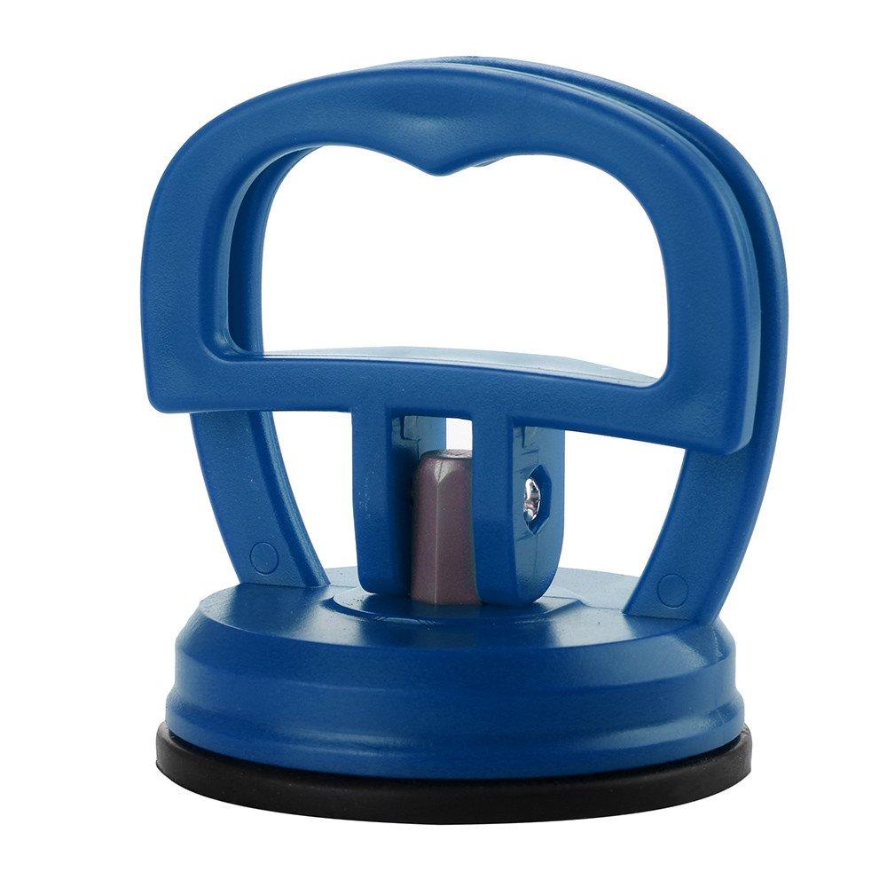 Ventosa de ventosa, herramienta extractora de ventosa para reparar abolladuras de coches, S, azul, 1