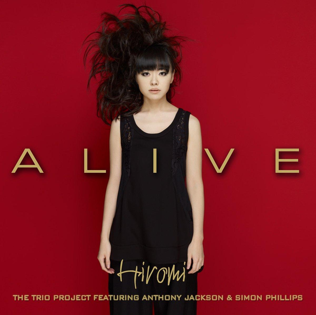 CD : Hiromi - Alive (CD)