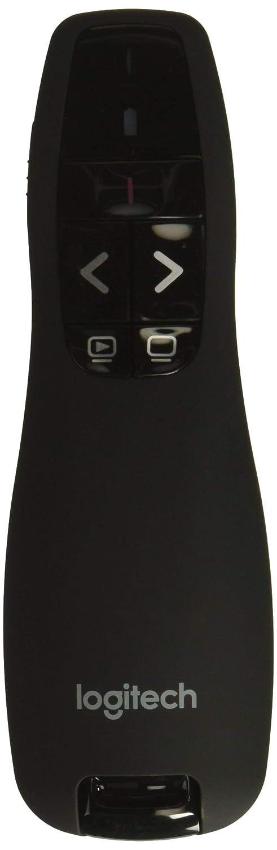 Logitech R400 Nero puntatore wireless 910-001354