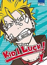 Kid I Luck !, tome 1 par Yuko Osada