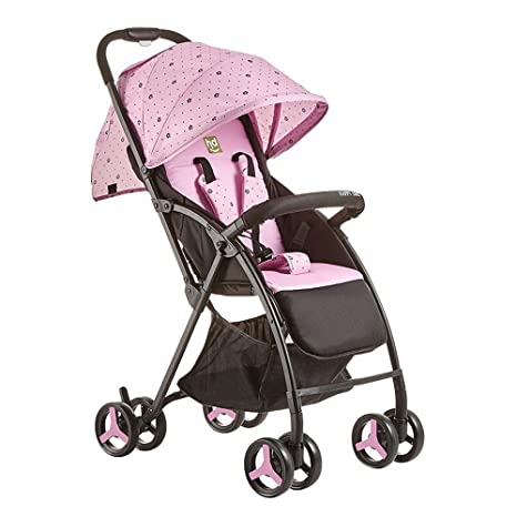 DS-carro de bebé Cochecito de bebé Pasamanos desmontable ...