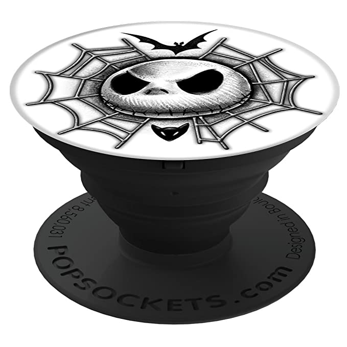 disney nightmare before christmas jack web popsockets stand for smartphones and tablets - Voice Of Jack Nightmare Before Christmas