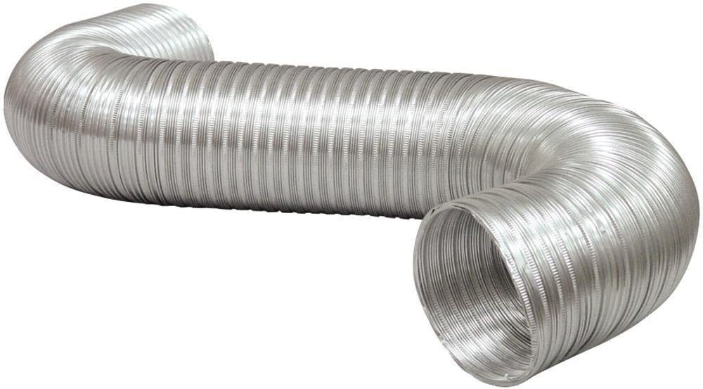 """Deflect-O Aluminum Ducting 3"""" W X 8 ' L (Original Version)"""