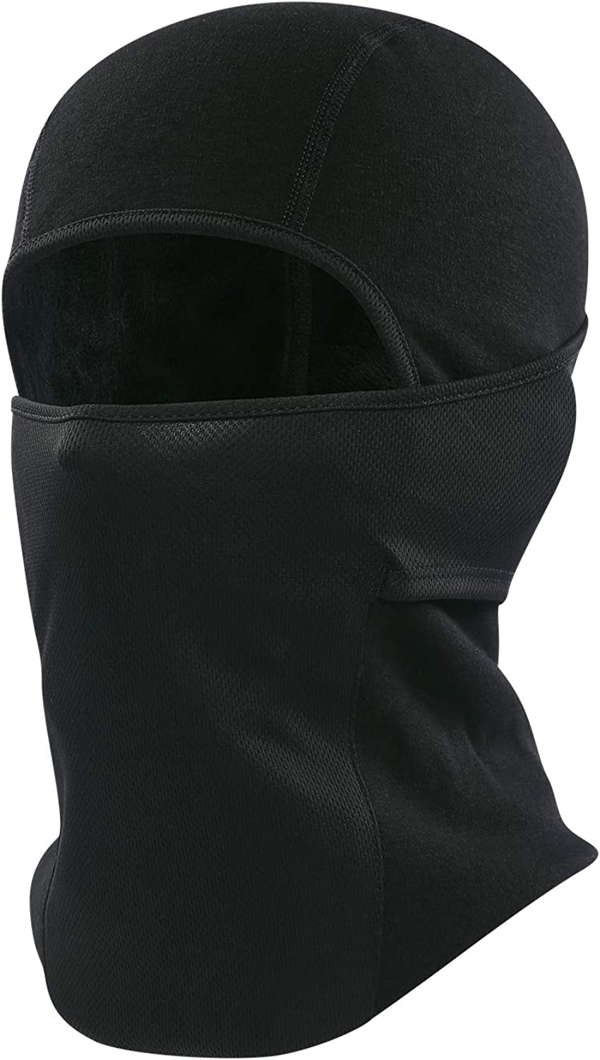 Balaclava Ski Mask- Windproof and Warmer Fleece Cold Weather Face Mask in Winter for Skiing Snowboarding Motorcycling