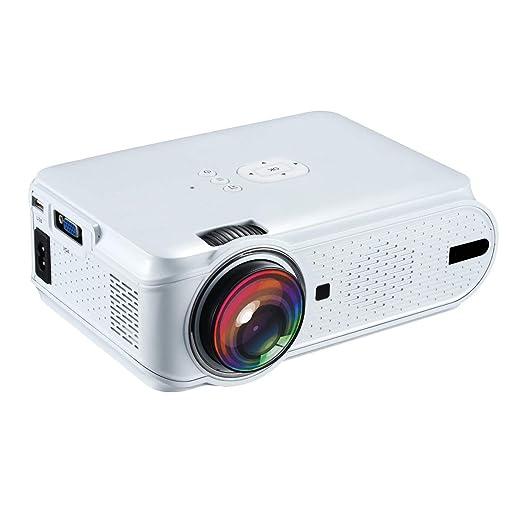 KBKG821 Mini proyector LED 1080P Full HD, proyector de Cine ...