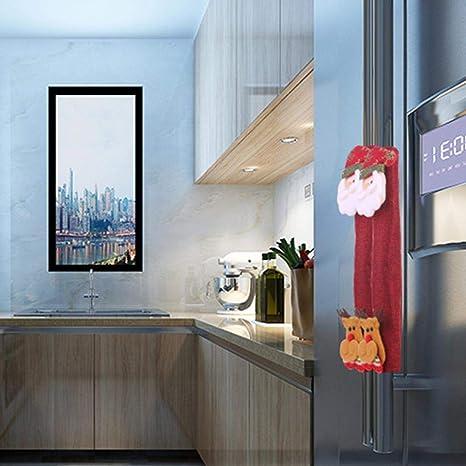 Cubierta de la manija de la puerta del refrigerador, Cubiertas de ...