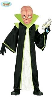 WIDMANN 03987 ? Disfraz para niños Alien, Perchero y máscara ...