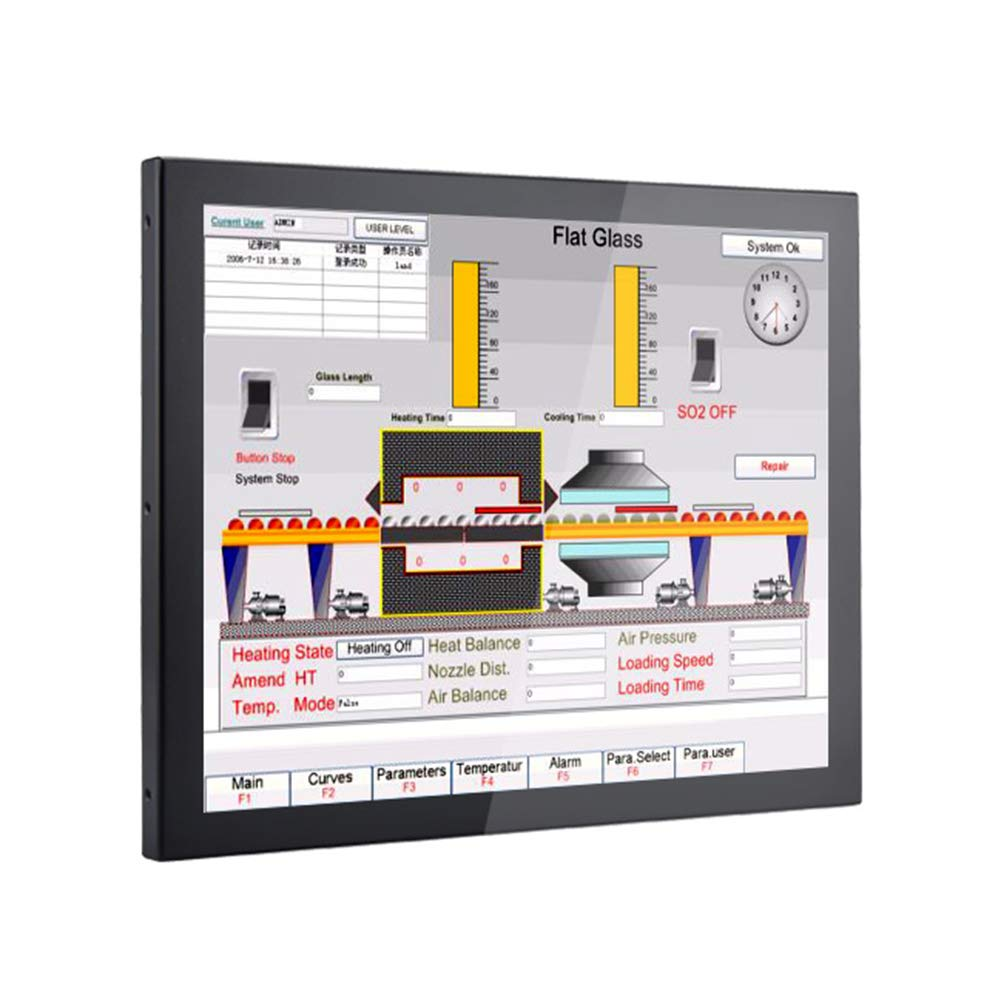 Amazon.com: 19 Inch LED Industrial Panel PC,Taiwan 5 Wire ...