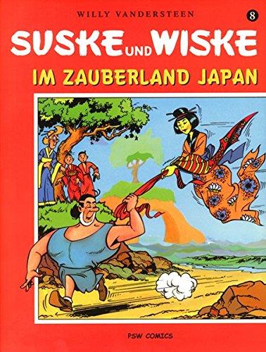 Im Zauberland Japan (Suske und Wiske)