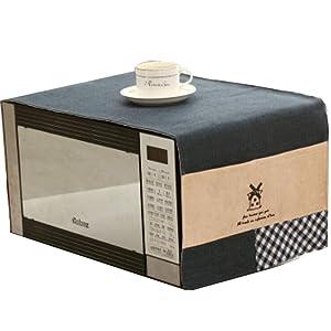 Elegant Microwave Oven Dustproof Cover Microwave Protector -05