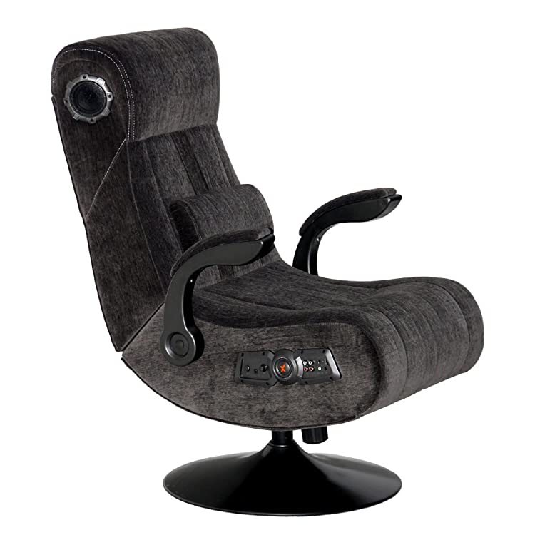 X Rocker Pedestal Video Game Chair 2.1 with Wireless Bluetooth Audio