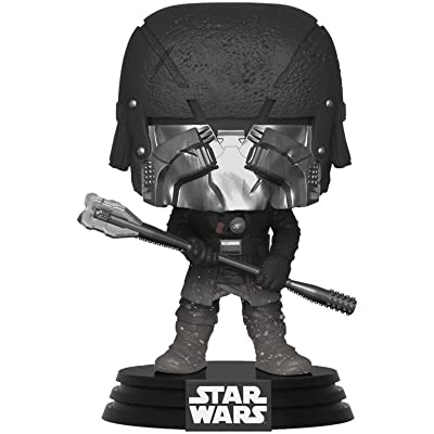 Funko Pop! Star Wars - Knight of Ren with War Club Exclusive Vinyl Figure: Toys & Games
