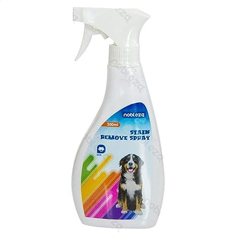 Nobleza - Quitamanchas en spray para manchas de perros y cachorros. Contenido: 300 ml