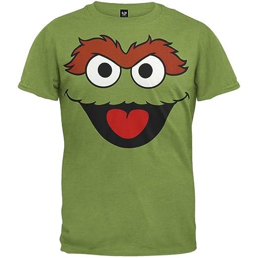 Oscar Sesame Street Costume