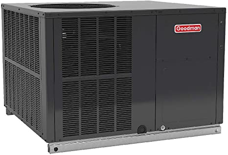 Amazon Com Goodman 4 Ton 14 Seer Heat Pump Package Unit Home Kitchen