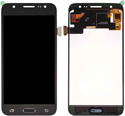 Mecaweb Pantalla LCD + Pantalla táctil compatible con Samsung Galaxy J5 2015 J500 j500fn SM-J500 °F Color Negro Pantalla Cristal: Amazon.es: Electrónica