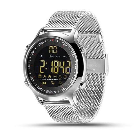 Amazon.com: yimohwang EX18 Smart Watch torntisc IP67 ...