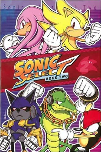 Sonic The Hedgehog Select Volume 2: v. 2 Sonic Select ...