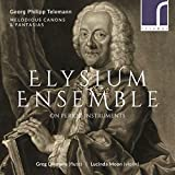 Telemann: Melodious Canons and Fantasias