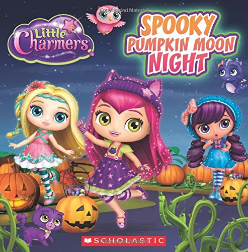 Spooky Pumpkin Moon Night (Little Charmers: 8X8 Storybook)]()