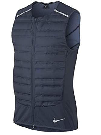 a34ba0d02ab2 Amazon.com  NIKE Aeroloft Men s Running Vest  Nike  Clothing