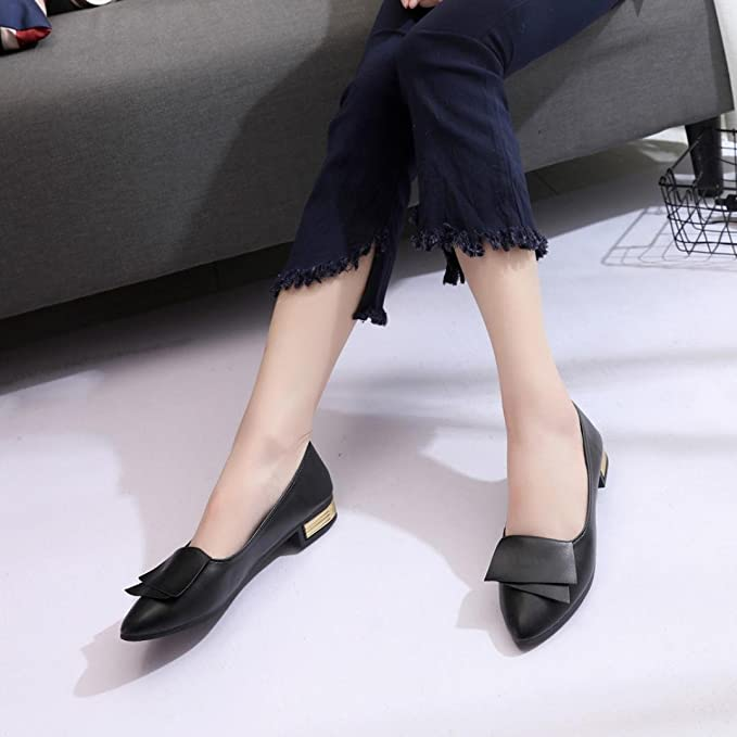 989934602970 Amazon.com  Baigoods Women Summer Spring Autumn Office Shoes Pumps Wedding  Office Pointed Toe Lady Dress Pointed Shoes Slip  Sports   Outdoors