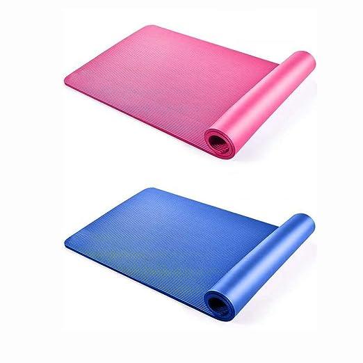 Amazon.com : Jzmai Yoga mat Non-Slip Yoga Mat Beginner Male ...