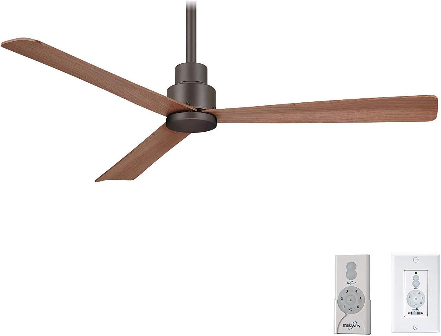 Minka-Aire F787-ORB, ventilador de techo simple de 52 pulgadas ...