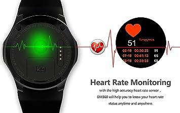 Amazon.com : YSCysc Fitness Trackers Smart Watch GPS ...