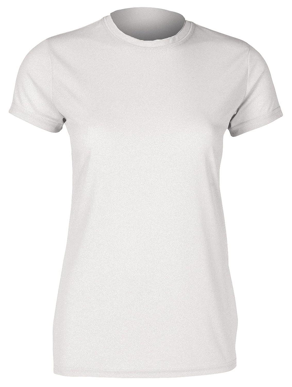 Paragon Ladies' Performance Tee (White) (2X)
