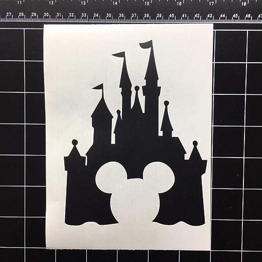 pegatina de pared Mickey Mouse Etiqueta de La Pared Tatuajes de ...