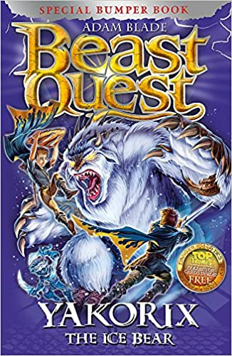 Book Beast Quest: Special 16: Yakorix the Ice Bear