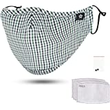 Dustproof Product Washable Reusable - Warm Windproof Cotton Face Product,for Cleaning Gardening Pollen Outdoor for Men…