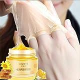 牛奶蜂蜜手蜡 嫩白嫩手 保湿去角质 去死皮 手膜套 手腊 120g