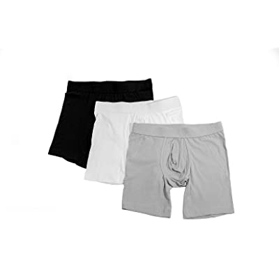 New Gas Tri-Pack Men/'s Classic Trunk Boxer Underwear