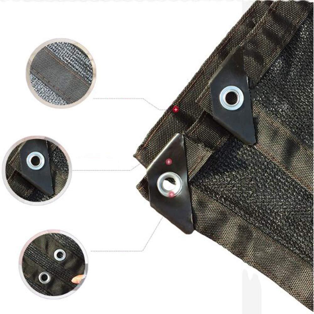 JIANFEI Rete Parasole Serre Antivento Filtraggio della della della Luce Abbassare La Temperatura Privacy Occlusione, 23 Taglie può Essere Personalizzato (colore   Nero, Dimensioni   3x8m) 48fa5b