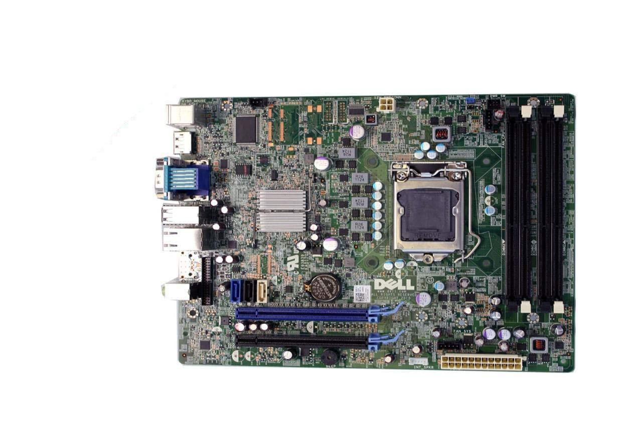 Genuine Dell D6H9T Motherboard Logic Board For Optiplex 990 Small Form  Factor SFF Systems Intel Q67 Express Chipset Compatible Part Numbers:  D6H9T,