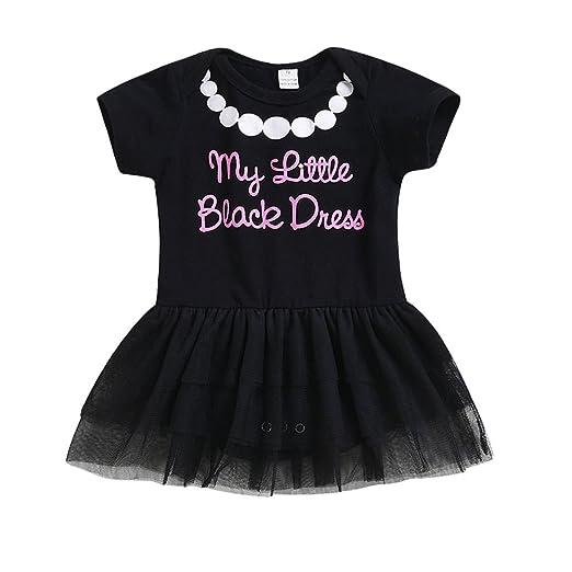 99a4adfe8 Amazon.com  Winsummer Baby Girls  Short Sleeve Cotton Rock N Roll ...