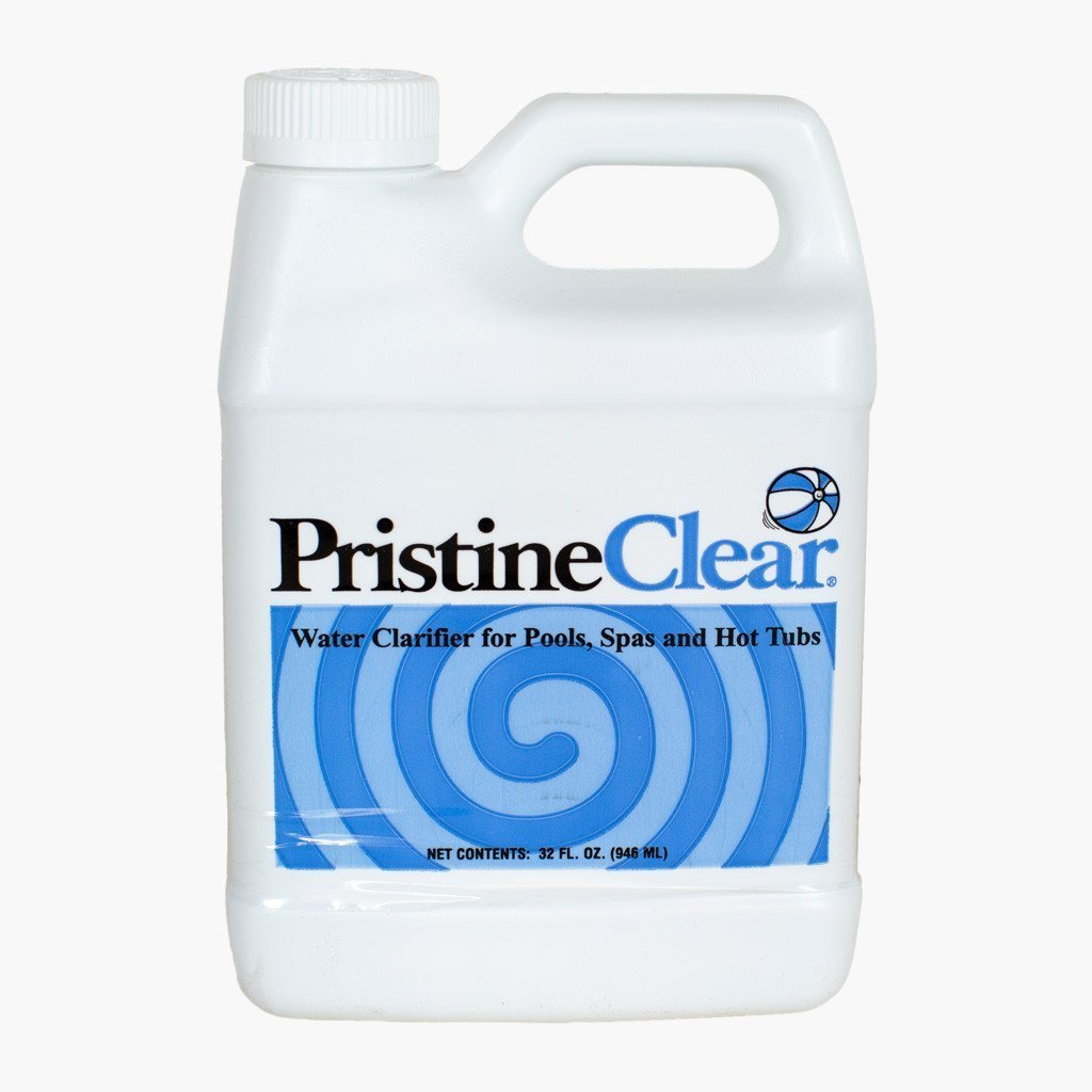 Amazon.com : Pristine Clear 32 Ounce : Swimming Pool Chlorine ...