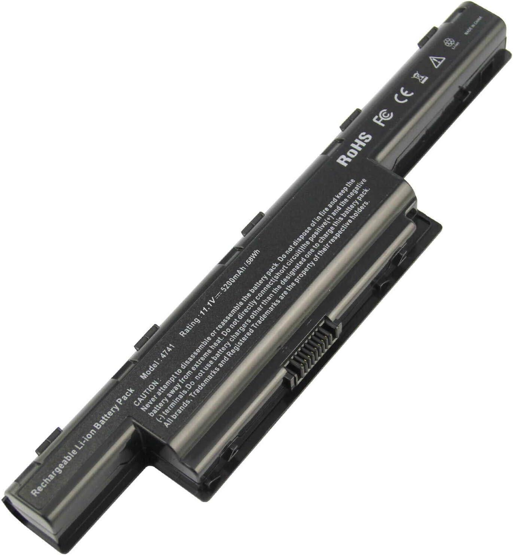 FYL for Gateway NE46R NE51B NE56R NE71B NV52L NV56R NV76R Laptop Battery