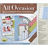 Westrim 12 Inch X12 Inch All Occasion Boxed Album Kit