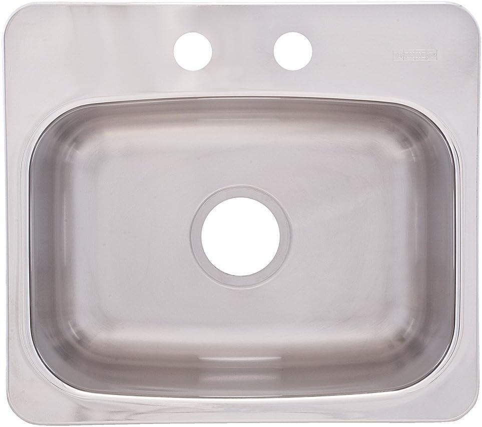 Franke USA BMSK802 Sink, Stainless Steel