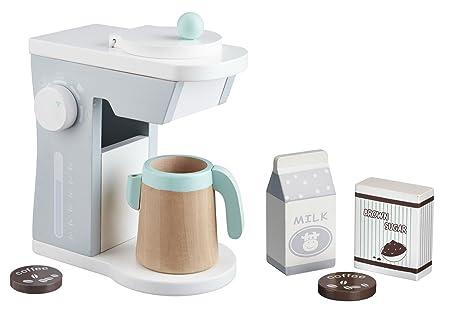 Kids concept di legno giocattolo macchina per il caffè cucina
