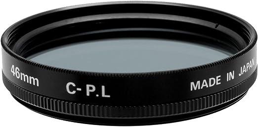 Fujiyama Silver 46mm Polarizing Filter for Olympus M.Zuiko Digital ED 60mm 1:2.8 Macro Made in Japan