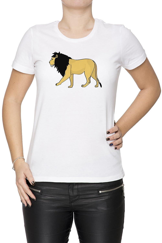 Lwe Wei Baumwolle Damen T-Shirt Rundhals Kurzarm White Women's T-shirt