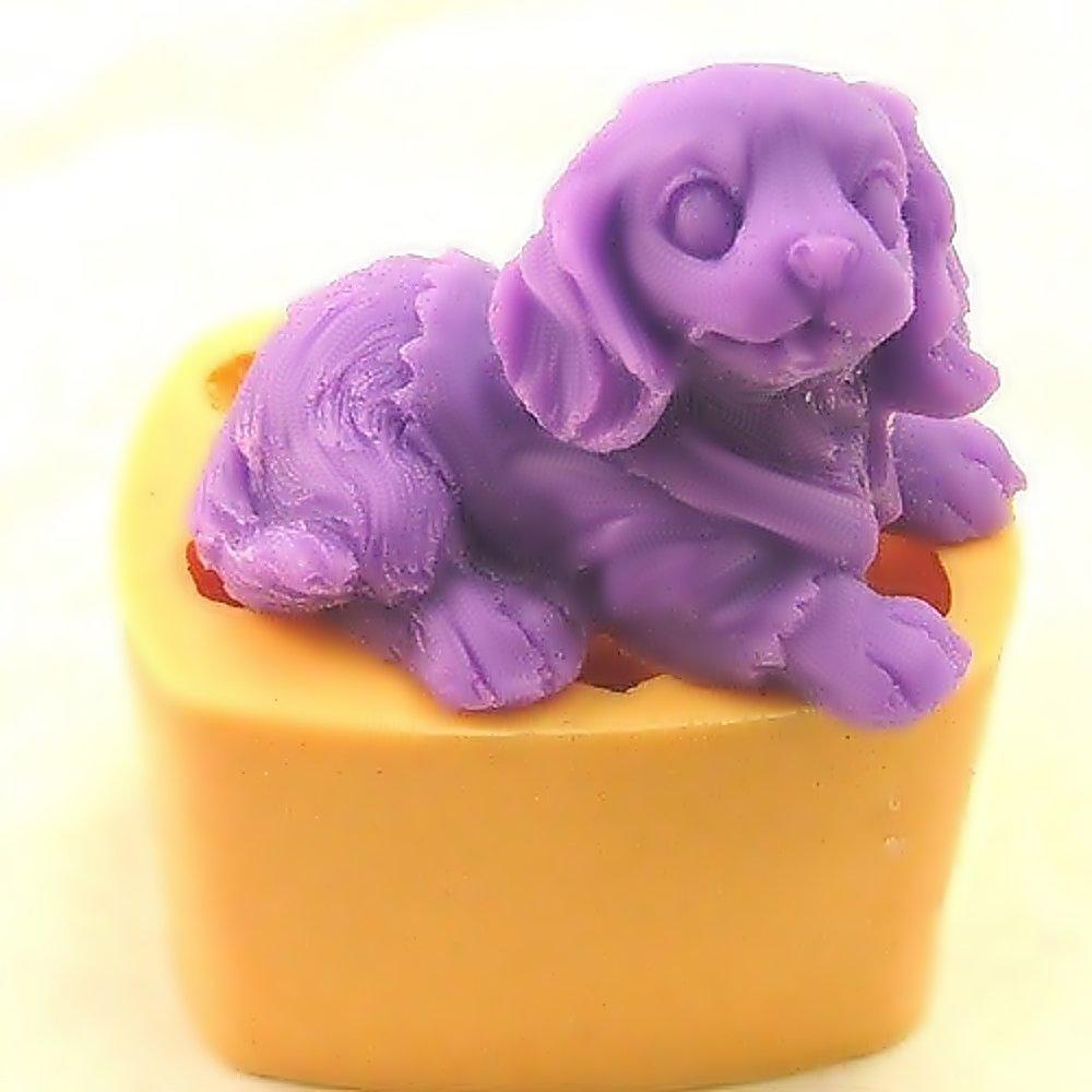Inception Pro Infinite Stampo in silicone per uso artigianale cane 3d animale fai da te - adatto anche per le candele Exsyn Di Tozzi Stefano