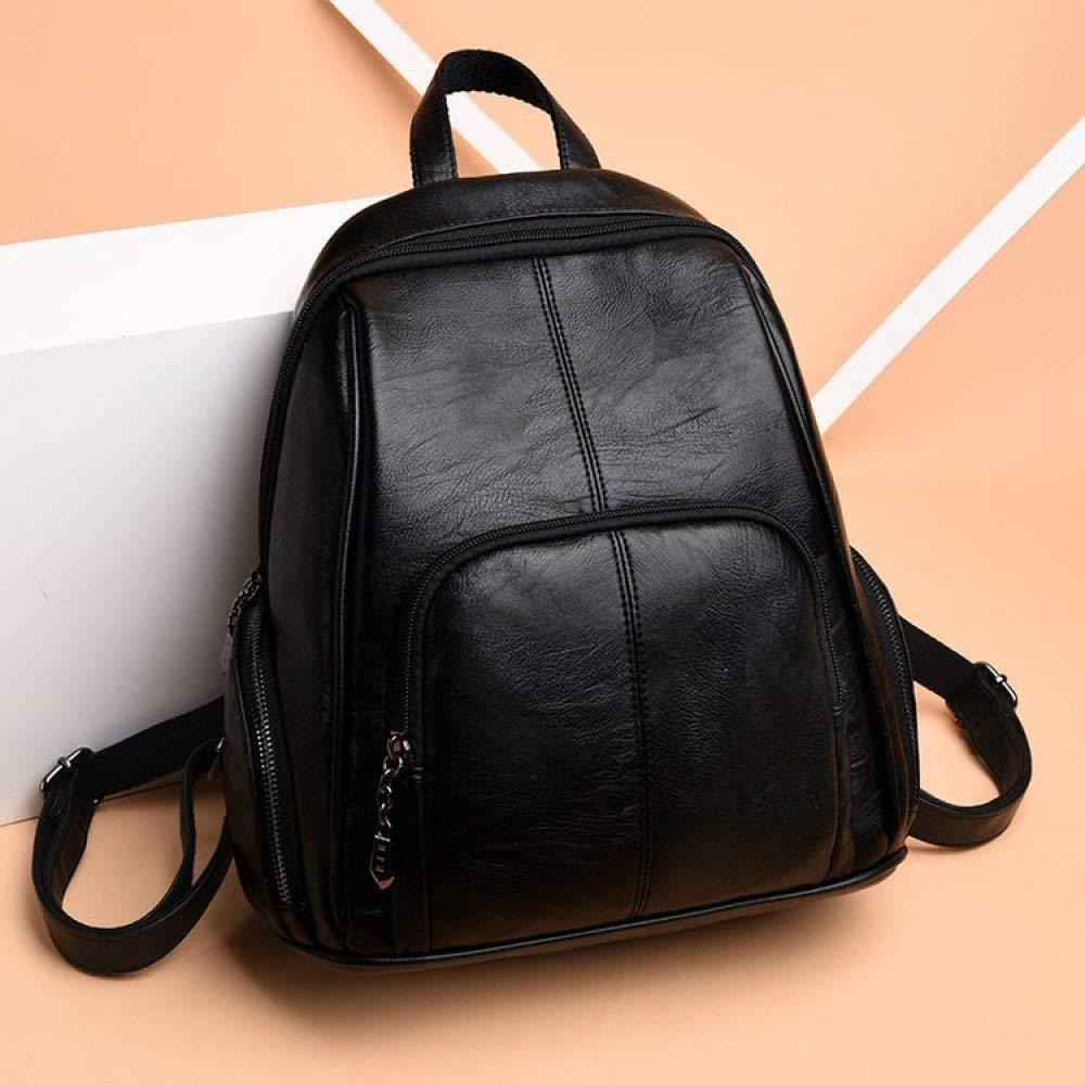 QWKZH Damentasche Korean Frauen Rucksack Student Rucksack Tasche